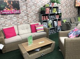 Sitting Pretty - Accessorising your Garden Furniture