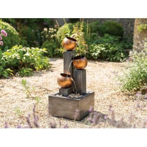 Copper Jugs Water Feature - image 1