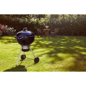Master-Touch GBS E-5750 Charcoal Barbecue - image 3