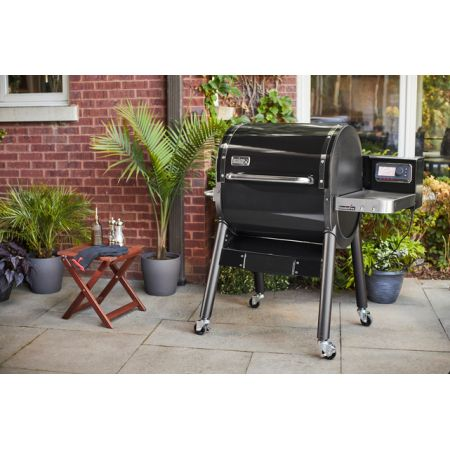 Weber® SmokeFire EX4 GBS Wood Fired Pellet Grill - image 6